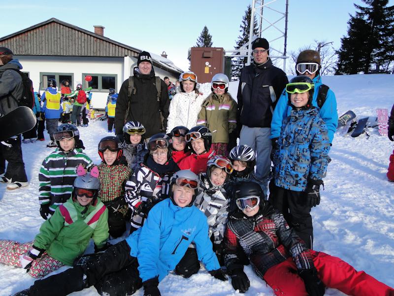 Kinderski- u. Snowboardkurs 2010_1
