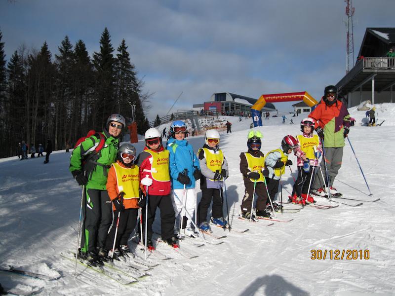 Kinderski- u. Snowboardkurs 2010_11