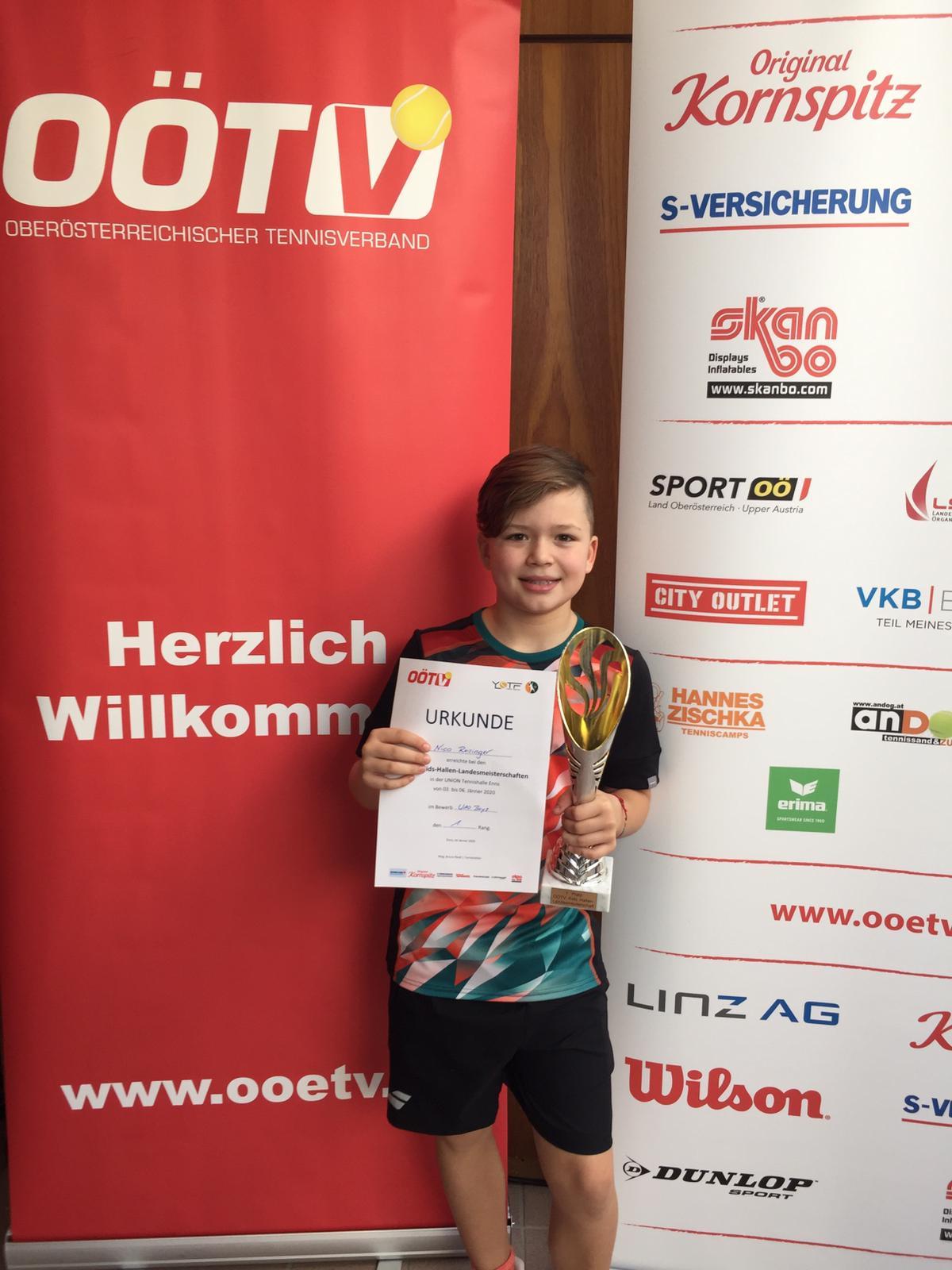 OÖTV Kids Hallen-Landesmeisterschaft 2020